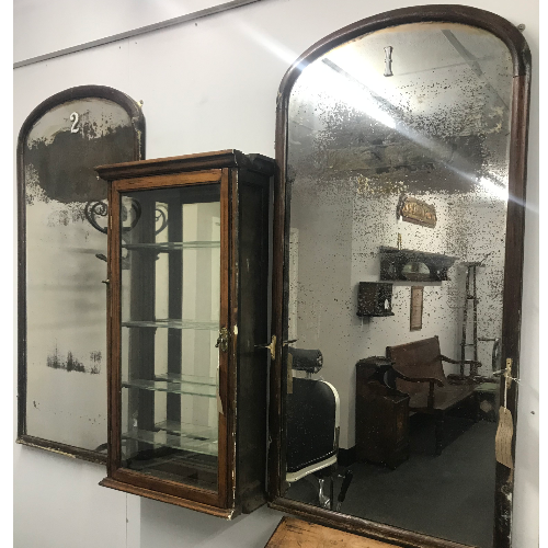 Antique Late 19th Century Arched Mirrors VIN399E