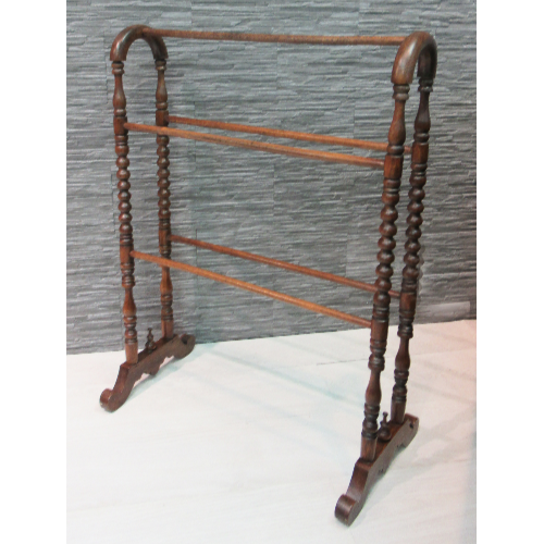 Antique Victorian Towel Stand VIN345K