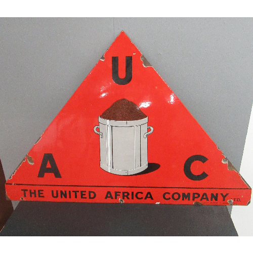 Vintage UAC Advertising Sign VIN364A