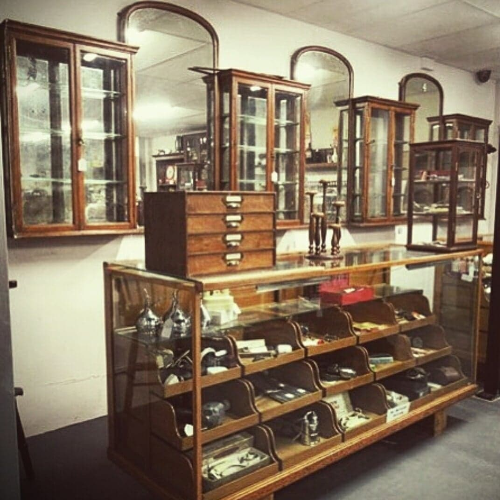 Vintage Shop Fittings & Display Units