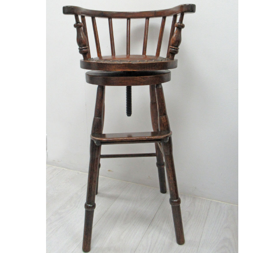 Vintage Childs Chair in Oak VIN316A