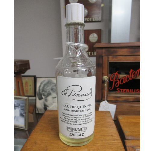 Vintage Pinaud Hair Tonic Bottle VIN136S