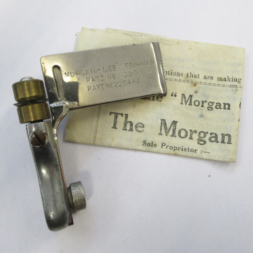Antique Morgan Lee Wallpaper Trimmer VIN30A