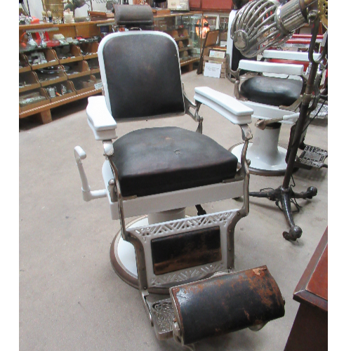 Vintage Koken Barber Chair VIN241C